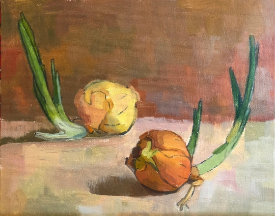 onions - 2