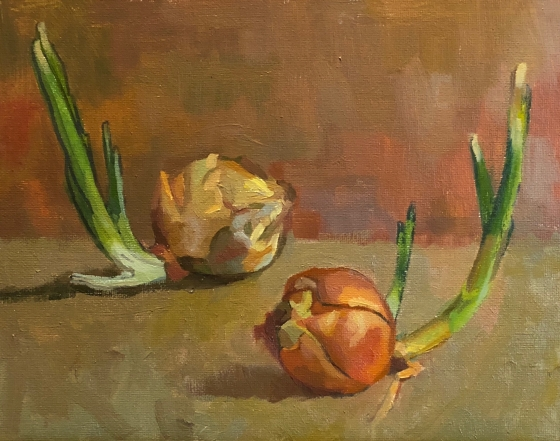 onions - 3